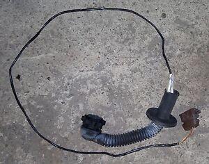 GENUINE PEUGEOT 206 306 406 EXPERT DOOR LOCK MECHANISM WIRING LOOM CONNECTOR
