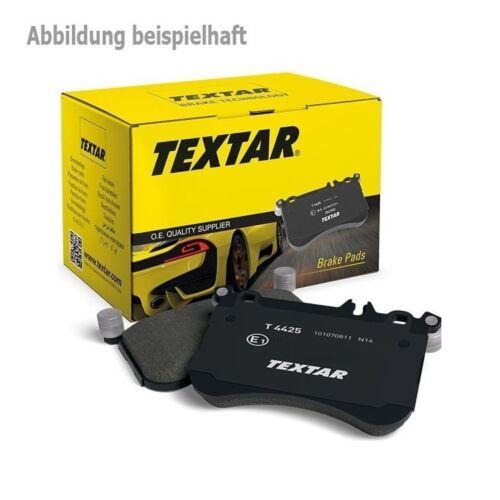 Textar Bremsbeläge hinten Mercedes Sprinter 906 VW Crafter Warnkontakt vorne
