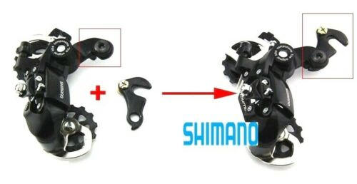 Bicycle Rear Derailleur Converter Hanger Tail Hook Repair For SHIMANO Rear Derai