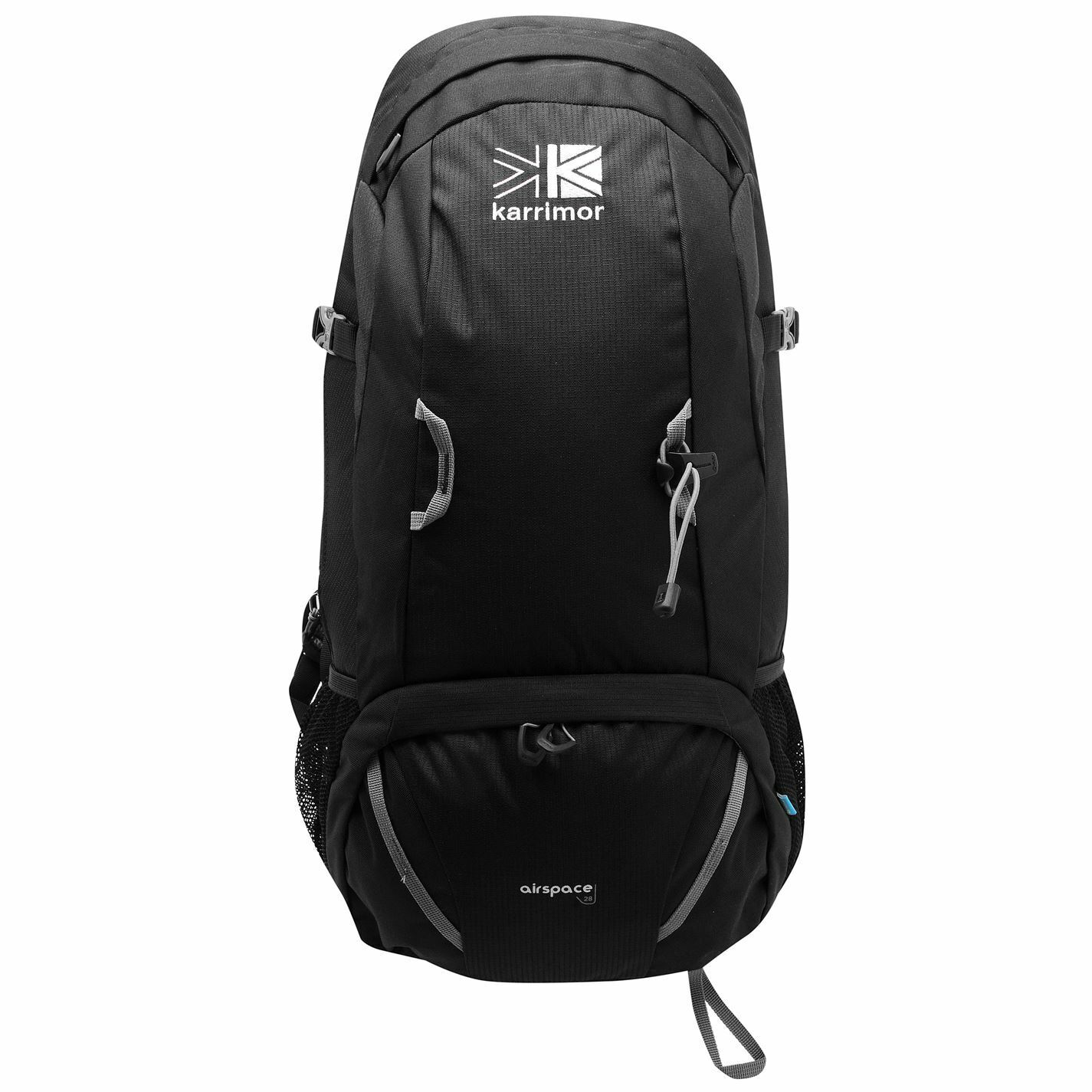 New OGIO Travel Luggage Bullion 17L Backpack Rucksack Holdall Bag Black
