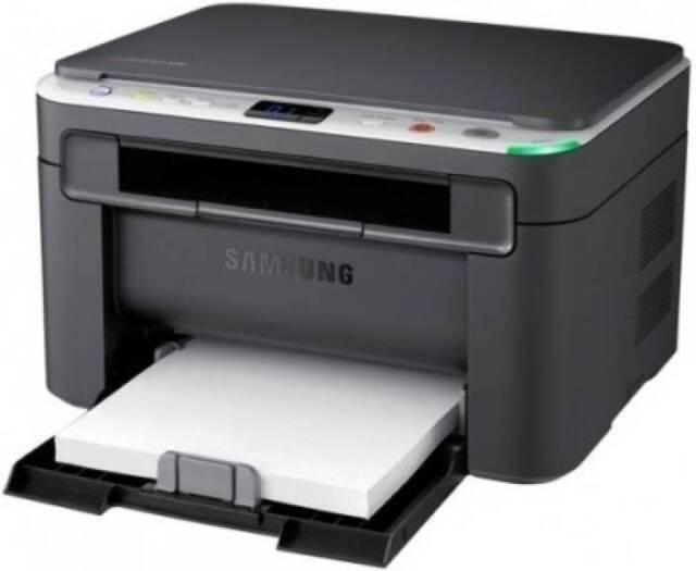 SAMSUNG SCX 3200 - MULTIFUNZIONE LASER BIANCO E NERO - RICONDIZIONATA