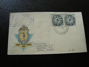 Australia-Sobre-1er-Dia-16-2-1955-cy67-Australia