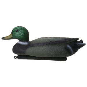 Outdoors-Life-Size-Floating-Duck-Decoys-Fishing-Hunting-Male-Decoy-Green