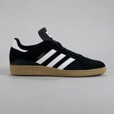 wholesale dealer 42fd3 33c23 Adidas Busenitz Skate Trainers Shoes BlackGum Brand New Size UK 6,7,