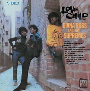SUPREMES-LOVE-CHILD-JAPAN-CD-From-japan