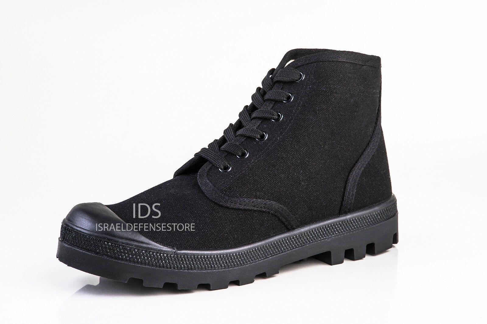 IDF Israel Defense Forces Scout Commando Palladium Style VEGAN Boots US12   EU46