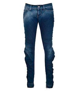 Jeans-Denim-miss-sixty-alexa-60-Arricciat-made-italy-Slim-29-43-No-Denny-skinny