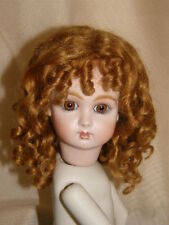 BruJne Jumeau Steiner Mohair Wig French Antique Reproduction Patricia Loveless