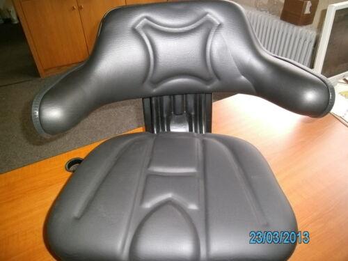 Traktorsitz,Sitz gefedert MF Traktor Schlepper Baggerlader