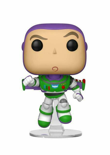Funko Pop-Disney-Toy Story 4 Buzz Lightyear Collectible Figure