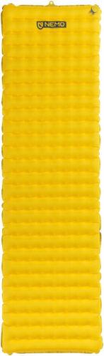 Nemo Equipment Inc tenseur 20R Sleeping Pad rectangulaire Elite Jaune