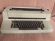 Vintage Ibm Correcting Selectric Ii Typewriter Tested And Working