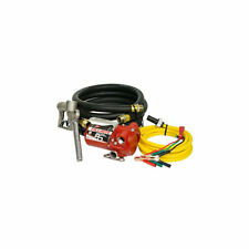 Fill Rite Rd1212nh 12v Dc 12 Gpm Portable Fuel Transfer Pump With Hose Amp Nozzle