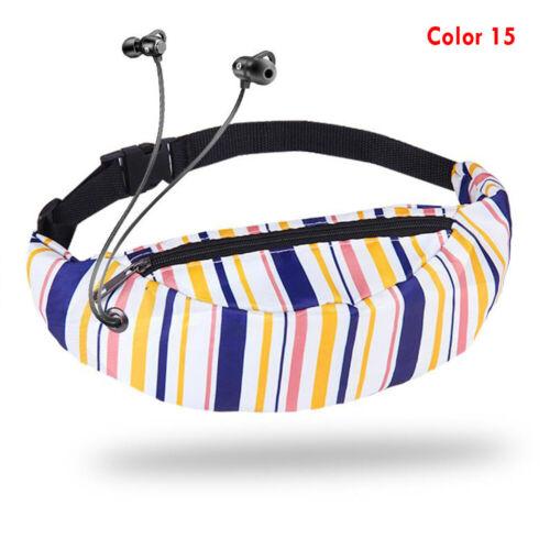 Belt Pack Phone Case Travel Fanny Pack Wallet Purse Bum Hip Bag Waist Pouch
