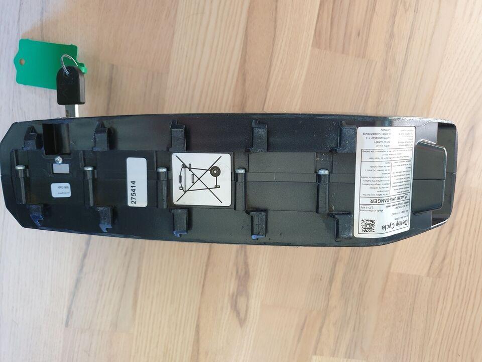 Elcykel-udstyr, 36V Batteri