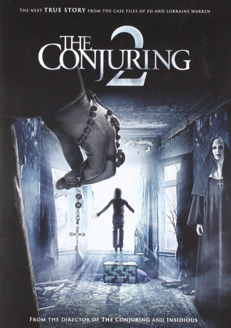 The Conjuring 2 Dvd 2017
