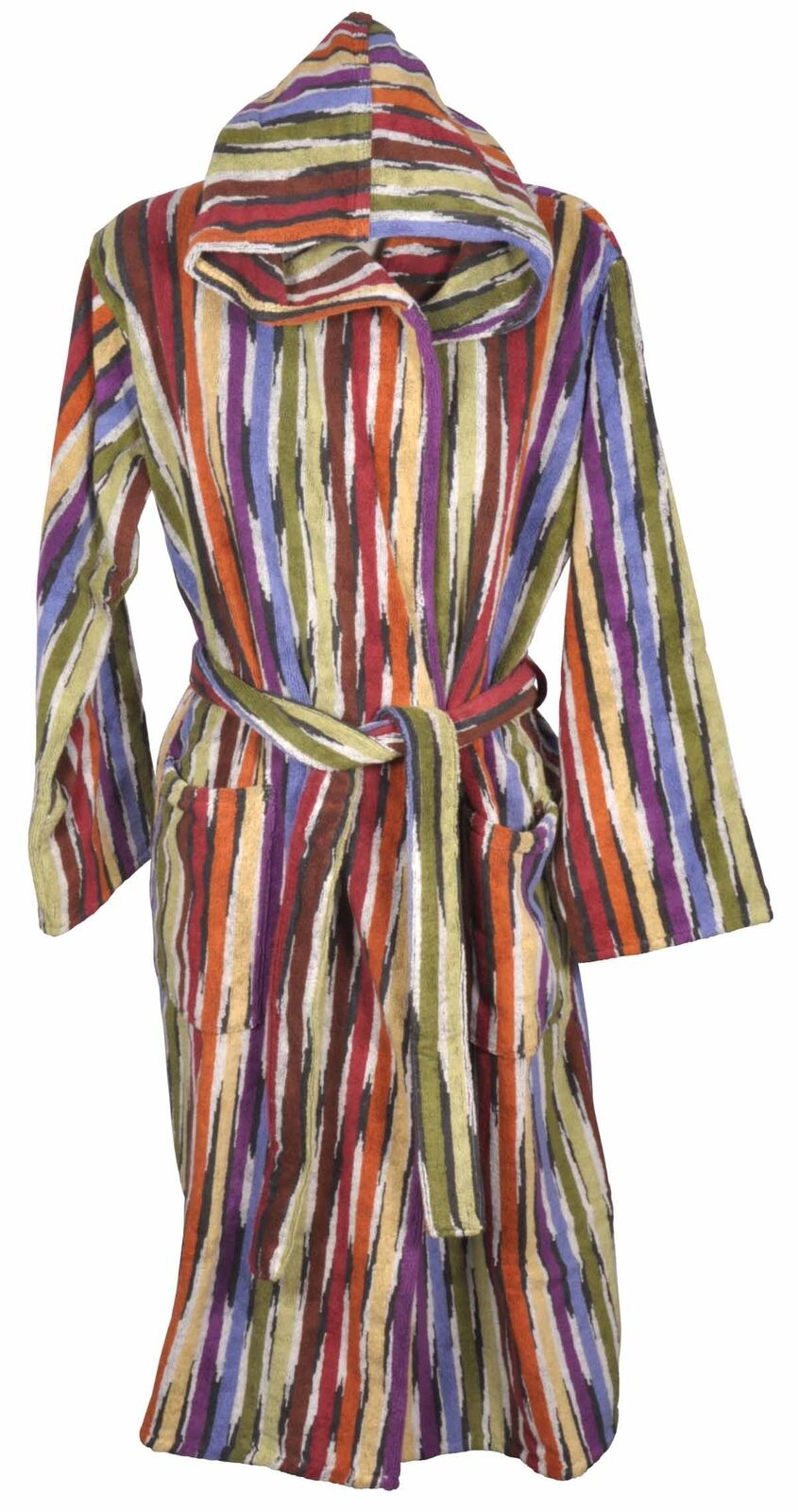 Missoni Home Jeff size L Bademantel bathrobe accappatoio peigblack albornoz - Ora