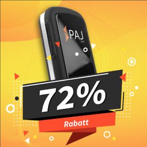 PAJ GPS Allround Finder GPS Tracker Live-Ortung Peilsender für Auto, Personen