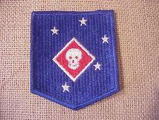 ORIGINAL WWII USMC RAIDER PATCH