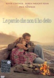 Le Parole Che Non Ti Ho Detto Con Kevin Costner Dvd Nuovo Italiano