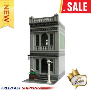 New-MOC-10633-Psychiatrist-Office-Building-Blocks-Bricks
