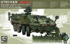 1/35 AFV Club U.S. M1132 Stryker Engineer Squad Vehicle SMP Mine Plow #35132