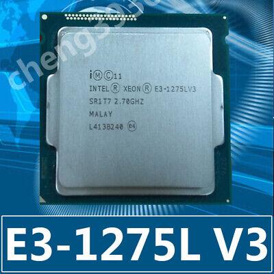 Intel Xeon E3-1275L V3 2.7GHz LGA 1150 SR1T7 4-Core 8M 45W CPU Processor