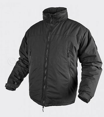 Helikon Tex Level 7 Lwh Apex Climashield Cold Weather Giacca Jacket Nero Large-mostra Il Titolo Originale Limpid In Sight