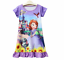Girls Kids Sofia The First /& cute cartoon Pajamas Nightgown Princess Dress K25