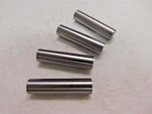 """SPI Plug and Pin Gage 0.496/"""" Diameter Class ZZ Plus Lot of 4 #78386810"""