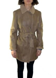 Christ Women's Shearling Christ Coat Women's 7UqPv