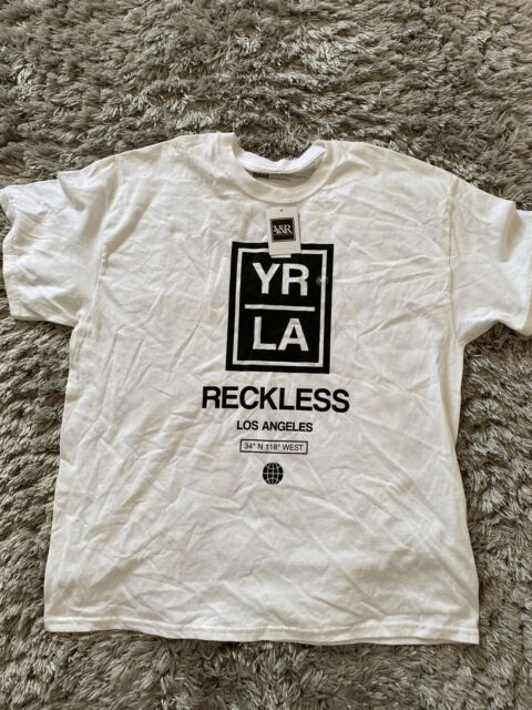 Young & Reckless Men's T-Shirt Brand New Y&R Size XL | eBay