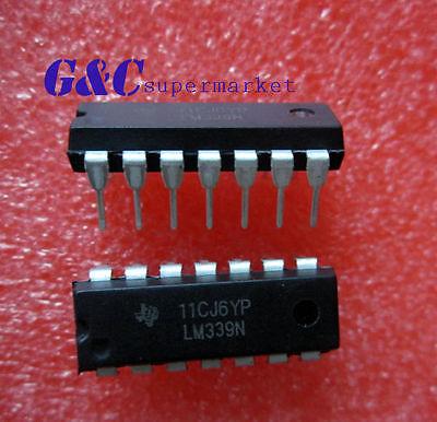 20PCS LM339N DIP-14 IC original TI new