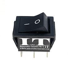 Merchant CMm SR-98 Rocker Switch 2 Pins 2 Positions Maintained 10.1A 250VAC T125