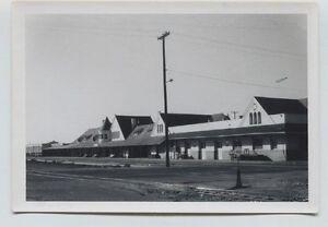 1969 Southern Pacific Railroad Depot Fresno California Ca