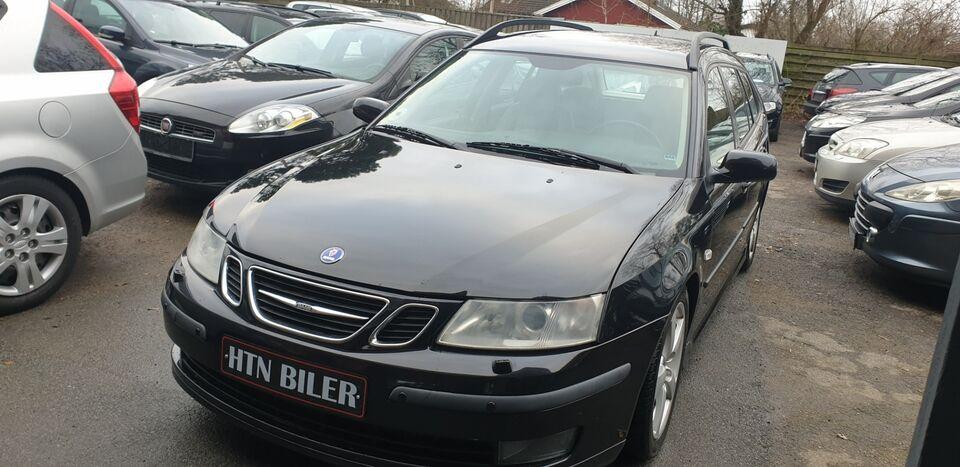 Saab 9-3 1,8 t Expression SportCombi Hirsch Benzin modelår
