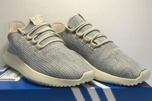 87431872e2a Adidas Mens Size 13 Tubular Shadow Knit CK Tactile Blue Athletic ...
