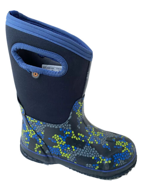 BOGS Kids Baby Waterproof Insulated Snow Boot