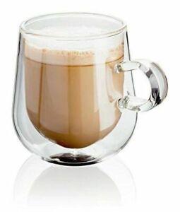 Horwood JDG35 275 Ml Latte Glass Set of 2