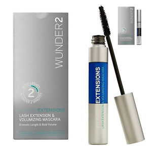 b71bb8e514f Image is loading WunderExtensions-Lash-Extension-and-Volumizing-Mascara -LONG-LASTING-