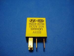 Details about Hyundai Kia Multi-Purpose Relay 95224-2D700 Assy-power 4-pin