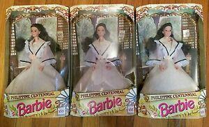 BARBIE PHILIPPINE - 100th CENTENNIAL BARBIE 1998 NIB!