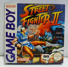 STREET FIGHTER II 2 - GIG GAMEBOY GB BOXED RARE