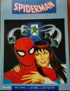 SPIDERMAN-Vidas-Paralelas-Forum