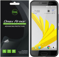[2-pack] Dmax Armor Full Coverage Clear Screen Protector For Htc Bolt
