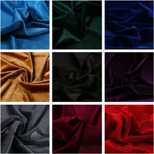 1M-Thick-Velvet-Fabric-for-Dress-Cloth-Upholstery-Background-DIY-Cushion-Craft