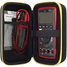 Multimeter Carrying Case Compatible For Fluke 117115 116114 113 87v 88v Also