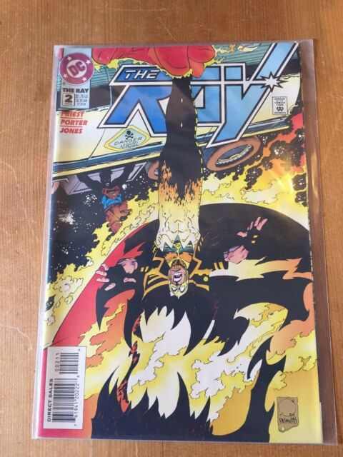 THE RAY #2 (JUNE 1994) VFN DC COMICS