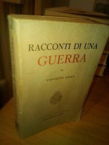 Guerra-civile-Spagnola-Minibook-1943-RACCONTI-DI-UNA-GUERRA-Virgilio-Lilli