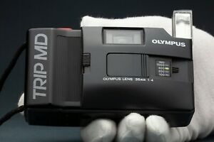 Olympus-Trip-MD-35mm-Point-amp-Shoot-Film-Camera-ISO-100-1000-1987-Working-Lomo